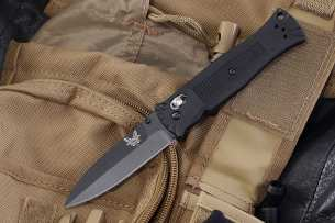 Benchmade Pardue Black